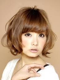 Hairstyles Thai ทรง ผม สาว หนา เหลยม
