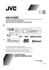 jvc kd x70bt manuals jvc kd-x330bts bluetooth at Jvc Kd X330bts Wiring Diagram