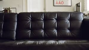safe ways to clean leather furniture