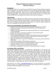 Telecom Project Coordinator Resume Samples Project Coordinator