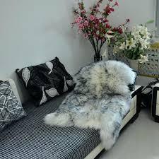faux fur chair cover faux fur chair throw faux fur sheepskin chair cover