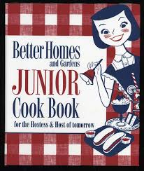 better homes gardens junior cook book