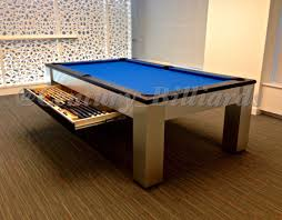 Modern Pool Table Design For The Gotham In Nyc We