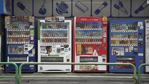 Vending Machine Competitors New The Quest To Make Japan's Millions Of Vending Machines More Fun