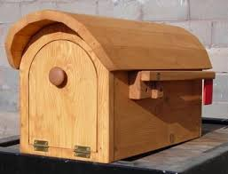 Image Decorative Wooden Wooden Mailbox Plans Canadian Woodworking Wooden Mailbox Plans Woodworking Plans Pinterest Wooden