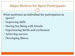 Motivation In Sports Classy Sports Success Motivations