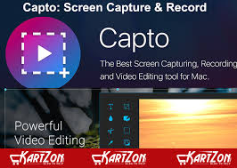 Screen Capture Mac Capto Screen Capture Record Is The Best Screen Capture