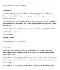 Promotion Thank You Letter Rome Fontanacountryinn Com