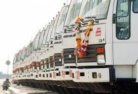 Nhai Share Price Chart Ashok Leyland Share Price Rises On Order For 1 290 Buses