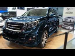 2018 toyota land cruiser interior. wonderful land 2018 toyota land cruiser prado interior and exterior  on toyota land cruiser