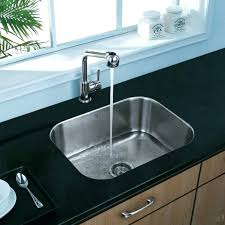 undermount sink faucet modern sinks kitchen ideas with single rounded rectangular stainless steel sink bowl combined with undermount bathroom sink with
