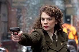 Dit is Hayley Atwell, de vrouw die Tom ...