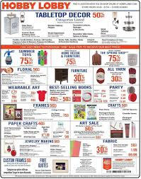 hobby lobby flyer 07 07 2019 07 13 2019 s products always