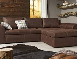 Sofa Antiklederoptik