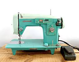 White Brand Sewing Machine