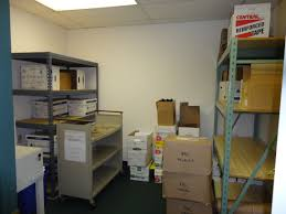 office storage room. Before Storage Room Office I