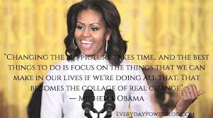 Michelle Obama Quotes Enchanting INSPIRATIONAL QUOTES BY MICHELLE OBAMA The Insider Tales