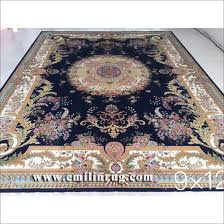 9x12 large area rugs oriental handmade persian silk carpets for living room bedroom pictures photos