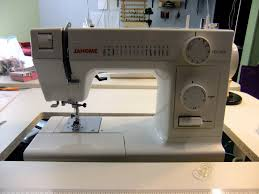 The Free Motion Quilting Project: General Sewing on the Janome HD 1000 &  Adamdwight.com