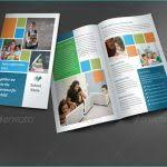 Sample School Brochure Templates Education Foundation School Tri