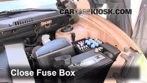 2005 Hyundai Santa Fe Fuse Box 2005 Hyundai Santa Fe Fusible Link