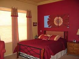 red master bedroom designs. Red Paint Color For Master Bedroom Designs