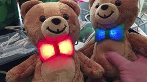 Hug Bears That Light Up Kraft Bears Hughqelliott