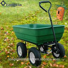 garden cart lowes. Garden Cart Lowes Shop Gorilla Carts 55 Cu Ft Poly Yard