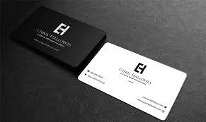 Llb Design Elegant Playful Legal Business Card Design For A Company