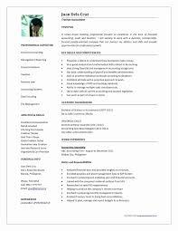 Senior Accountant Resume Senior Accountant Resume Fresh 21 Dynamic Resume Templates