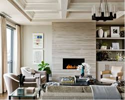 Example of a large transitional formal and open concept medium tone wood  floor living room design