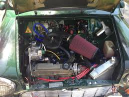 1983 austin mini mayfair with suzuki g 10 engine swap and original webasto roof