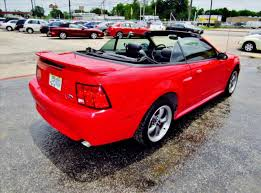 Ford Mustang Gt Deluxe Convertible In Texas For Sale ▷ Used Cars ...