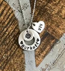 firefighter name jewelry personalized firefighter wife necklace fireman wife jewelry firefighter friend necklace firefighter wife gift