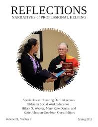Leaving a Path for Those who Follow: Dr. Priscilla Day | Reflections:  Narratives of Professional Helping