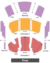 Ovens Auditorium Seating Chart Seat Numbers Ovens Auditorium