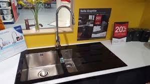 Belfast Curved Sink Wickes  Kitchen 119 Lime Walk  Pinterest Kitchen Sinks Wickes