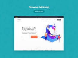 Browser Design Image Safari Browser Mockup Uistore Design