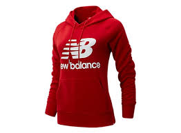 Women's <b>Essentials Pullover Hoodie</b> - New Balance