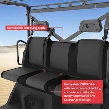 2 4 doors waterproof front rear seat