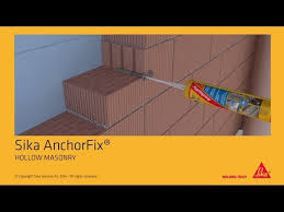 anchorfix hollow masonry solutions
