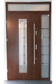 Decorating wood front entry doors with sidelights images : Door: Artistic Lowes Front Doors Decorated With Elegant Door ...