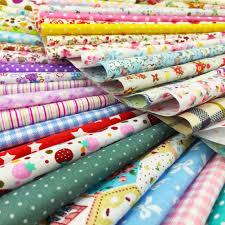 Quilting Fabric 50 Sheet Cotton Charm Sewing Supplies Patchwork ... & Quilting Fabric 50 Sheet Cotton Charm Sewing Supplies Patchwork DIY  Quarters 8x8 Adamdwight.com