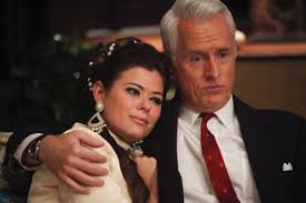 mad men episode six recap far away places time com jane sterling peyton list and roger sterling john slattery mad men