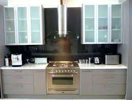 frosted glass kitchen cabinet doors home depot modern overhead door l