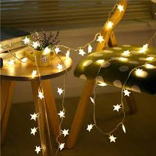 Decorative String Lights Amazon Star String Lights Battery Operated Led Twinkle Lights 50pcs Led Indoor Fairy Lights Warm White For Patio Wedding Bedroom Princess Castle Garden