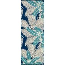 indoor outdoor runner rug coastal rugs beach house n