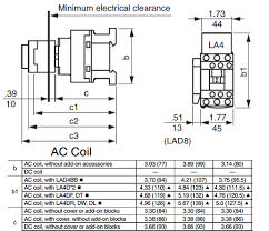 ca7 12 10 wiring diagram ca7 image wiring diagram schneider electric telemecanique lc1d18bd iec 3 pole 32 amp 10 on ca7 12 10 wiring diagram