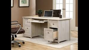 um size of office desk 0018250 sauder office port executive desk 12h x 12w