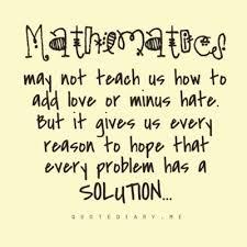 Math Quotes Teaching. QuotesGram via Relatably.com